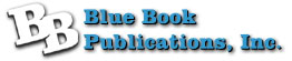 Blue Book Publications, Inc. Logo