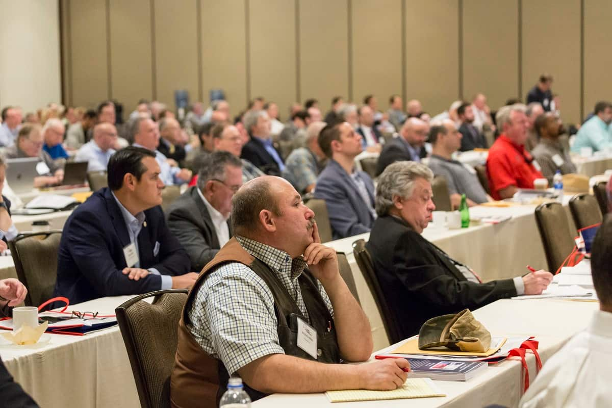 Engaging Audience Members at the NRA Foundation's Annual National Firearms Law Seminar