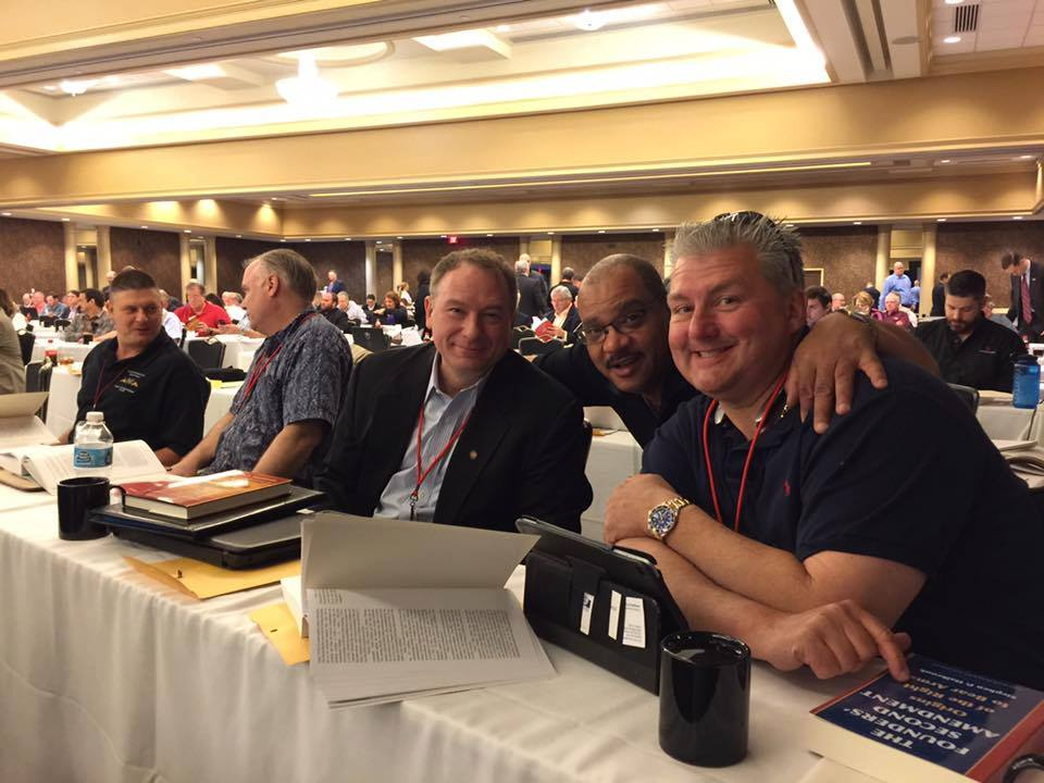 Michigan Attorneys at the NRA Foundation's Annual National Firearms Law Seminar