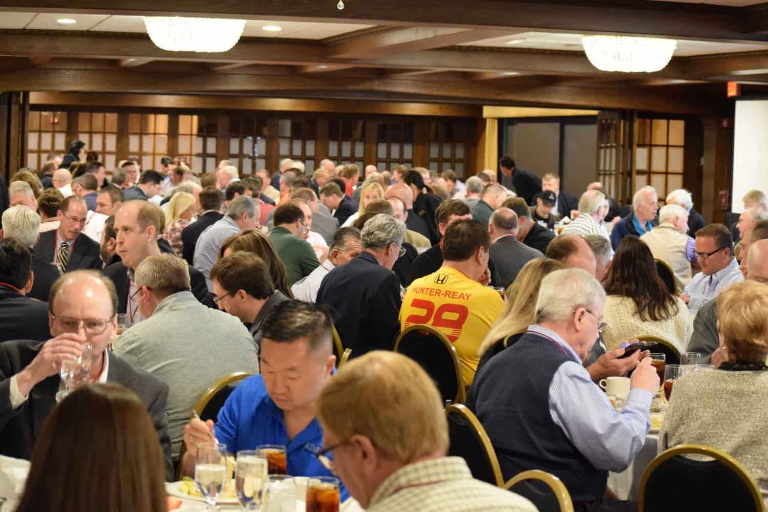 Networking Lunch at the NRA Foundation's Annual National Firearms Law Seminar